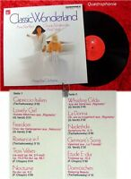 LP Arno Flor: Classic Wonderland (Quadrophonie)