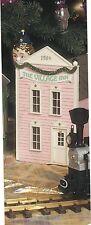 Piko G Scale 62202 The Village Inn Building Kit Plesantown Christmas Series