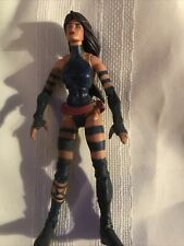 Marvel Legends Series Action Figure X Men Psylocke Toy Biz 2006