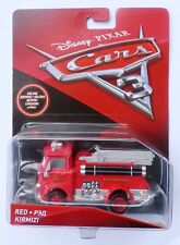 Disney Pixar Cars 3   RED FIRE TRUCK   Deluxe Over 100 Cars Listed UK !!
