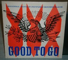 VARIOUS ARTISTS GOOD TO GO ORIGINAL MOTION PICTURE SOUND TRACK NME SPECIAL VINYL