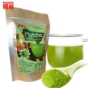 Green Tea 80g Natural Organic Matcha Powder Slimming Tea Weight Loss Makeup Tea