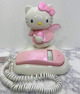 Vintage Sanrio Hello Kitty Phone Landline Telephone