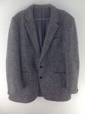 Mens Hornes 100% Lana Tweed Chaqueta Talla M Stock No.Y510