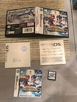 Mario & Sonic at the Olympic Winter Games (Nintendo DS, 2009) CIB