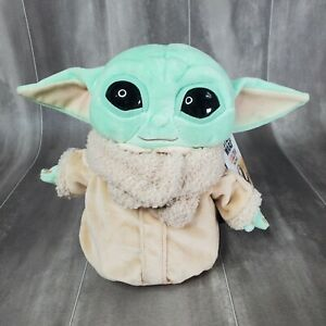 "Star Wars Mandalorian Grogu The Child 8"" Plush Baby Yoda Doll Mattel GWH23 New"