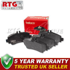 Belaco Front Brake Pads Set BC1420 for Renault Clio Laguna Megane Scenic