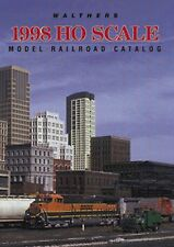 Wathers 913-638 1998 HO Scale Reference Book catalog