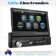"SOUNDSTREAM VIR7830B IN-DASH DVD CD BLUETOOTH 7"" FLIP-UP SCREEN"