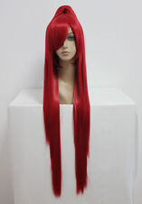 Rote Perücken & Haarteile mit klassischer Kappe in