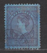 Nederlands Indie Netherlands Indies Indonesie 60 used Wilhelmina 1906