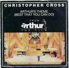 """Christopher Cross - Arthur's Theme (Best That You Can Do) - 7"""" Single"""