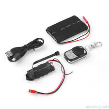 Mini 1080P HD DIY Module Hidden Spy Camera DV DVR Camera Motion Remote Control