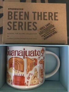 Starbucks Coffee Been There Series 14oz Mug GUANAJUATO Mexico Cup w/SKU