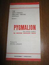 COVENTRY MIDLAND THEATRE COMPANY PROGRAMME 1950S JOHN GAY CHARMIAN EYRE H BURNS