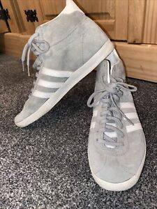 Adidas Gazelle High Top Size 6