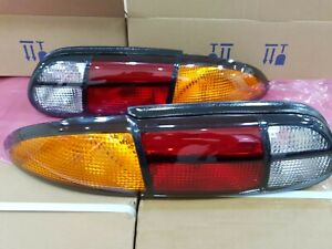 Refurbished 93-02 Camaro Tail Lights JDM Export Candycorns REPRODUCTION pair