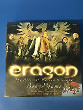 ERAGON The Official Motion Picture Board Game 2006 NEW Battle Across Alagaesia