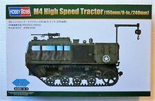 Hobbyboss 1/72 82921 M4 Trattore ad alta velocità (155mm/8 in/240mm)