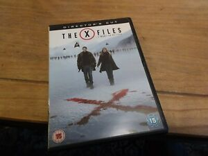 The X Files: I Want to Believe - Director's Cut DVD (2008) David Duchovny,