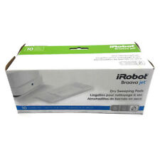 iRobot Braava Jet Dry Sweeping Pads New Unopened 10 Pads Total Free Shipping