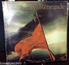 THIN LIZZY  'Renegade'  RECORD/VINYL ALBUM
