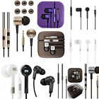 Headphone WITH Mic For iPhone Xiaomi 3.5mm Stereo Piston In-Ear Earphone Headset