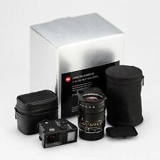 Leica M Tri-Elmar-M 16-18-21mm 11642