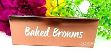 DOSE OF COLORS BAKED BROWNS EYE SHADOW EYESHADOW PALETTE LIMITED Authentic NIB