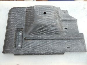 Chevrolet Blazer S10 GMC Jimmy Sonoma Bravada SKID PLATE SHIELD Part # 15038799