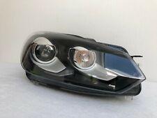 Vw Golf 6 VI Frontscheinwerfer Scheinwerfer Bi Xenon rechts Original