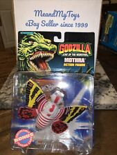 Trandmasters Godzilla MOTHRA Guardians Of Earth Action Figure 1994 MIB Sealed