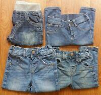 Baby Boys Clothes 6-9 Months Bundle Jeans Trousers Next Gap Tu VGC