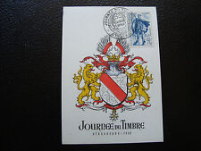 FRANCE - carte 1er jour 11/3/1950 (journee du timbre) (cy83) french (Y)