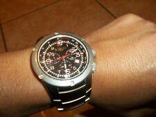zodiac speed control 100 meters chronograph watch