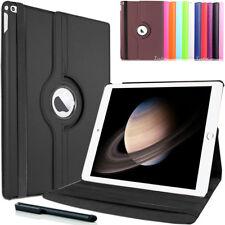 360 ° Apple iPad pro 12.9 arte-cuero funda protectora bolsa estuche, funda + Pen + lámina