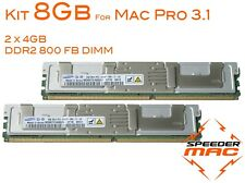  Kit Mémoire 8 GB (2x 4GB) DDR2 667MHz - FBDIMM - Mac Pro 2006-07 1.1 / 2.1