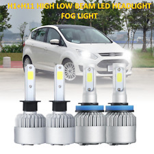 Osram H7 Night Breaker Laser Next Gen ampoules pour FORD C-MAX 2.0 CNG 04.09
