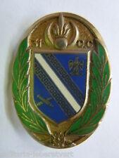 Insigne 31° COMPAGNIE DE CAMP  ARMEE FRANCAISE  ORIGINAL