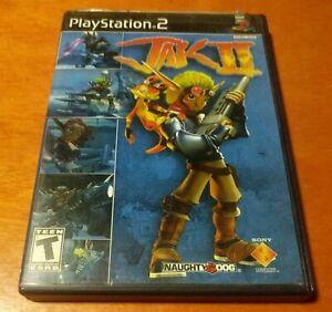 Jak II Sony PlayStation 2 PS2 Naughty Dog Teen Cerny Games Dolby Digital