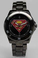Superman Man of Steel Watch (SUP8011) WB DC Comics