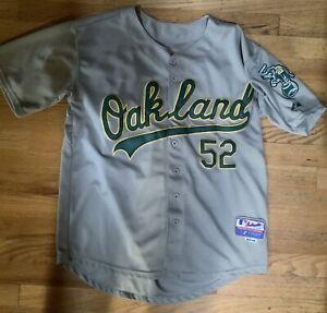 Oakland Athletics A's Jersey CESPEDES 52 ~ Size XL (48)
