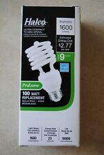 Halco ProLume 23W 5000K T2 Mini Spiral Light Bulb 100W CFL Lamp LOT OF 20
