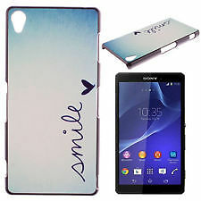 Glossy Rigid Plastic Mobile Phone & Pda Fitted Case/skins for Sony Ericsson