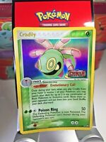 """Cradily 7/108 """"Stamped"""" ( Ex Power Keepers ) Holo Pokemon Card EX"""