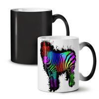 Wild Rainbow Animal NEW Colour Changing Tea Coffee Mug 11 oz | Wellcoda