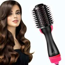 3 IN 1 One Step Hair Dryer Hot Air Brush Hair Straightener Comb