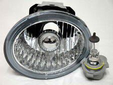 For 03 Murano 03 FX35 FX45 GLASS Fog Light Lamp W/bulb/Die-cast Metal body L H