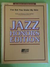 I've Got You Under My Skin, Cole Porter, arr. Frank Mantooth, Big Band Arrangeme