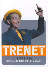 Charles Trenet : La vie qui va - Itinéraire d'un fou chantant (DVD)